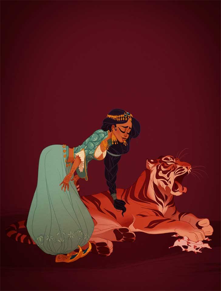 The Real Pocahontas Pictures Así se vería...