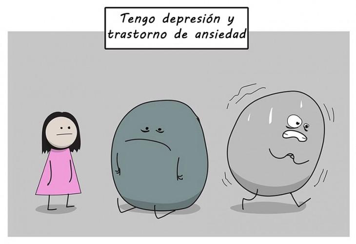 PRESENTACIÓN DE LA WEB COMIC DE LA ANSIEDAD Y DEPRESIÓN