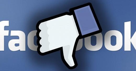 Facebook integrara el boton de no me gusta