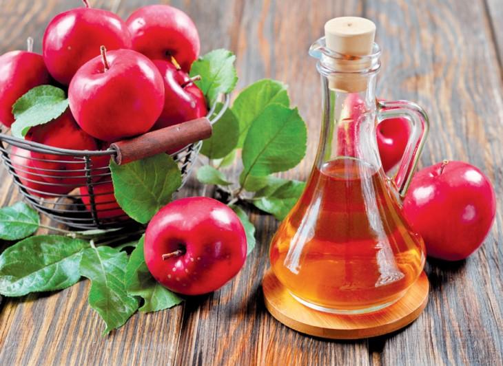 como hacer vinagre de manzana