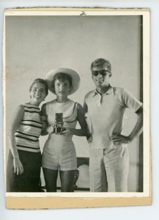 primer selfie de la familia perfecta registrada en la historia