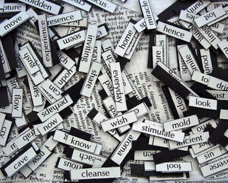miero iraccional a las palabras largas