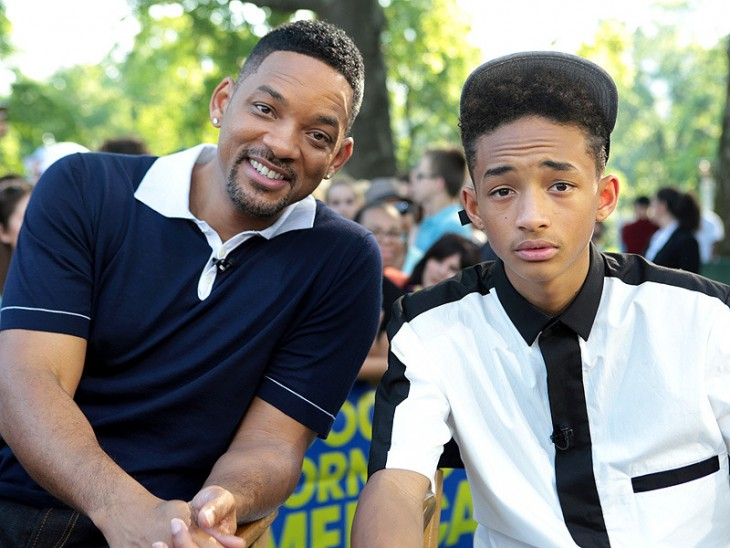 WILL SMITH Y JADEN 2015