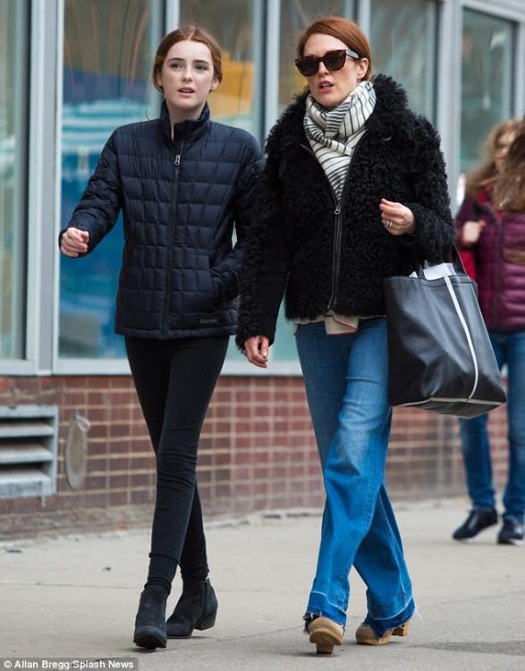 Julianne Moore e Liv