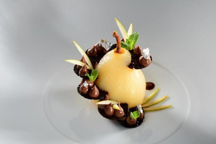 11. Restaurant de l'Hôtel de Ville, Crissier, Suiza