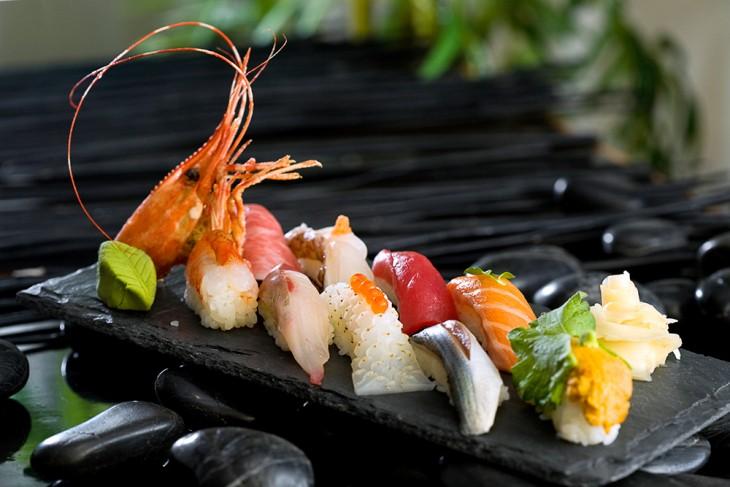 El mejor sushi esta en Masa, New York