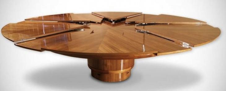 20 Diseños bizarros geniales para ahorrar espacio en casa