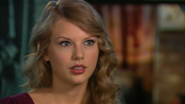 taylor swift con cara de sorpendida