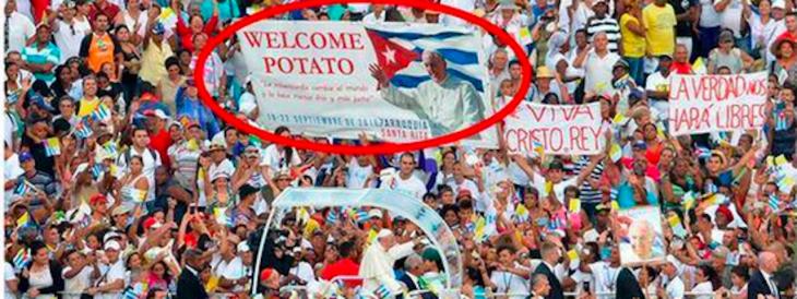 bienvenido patata