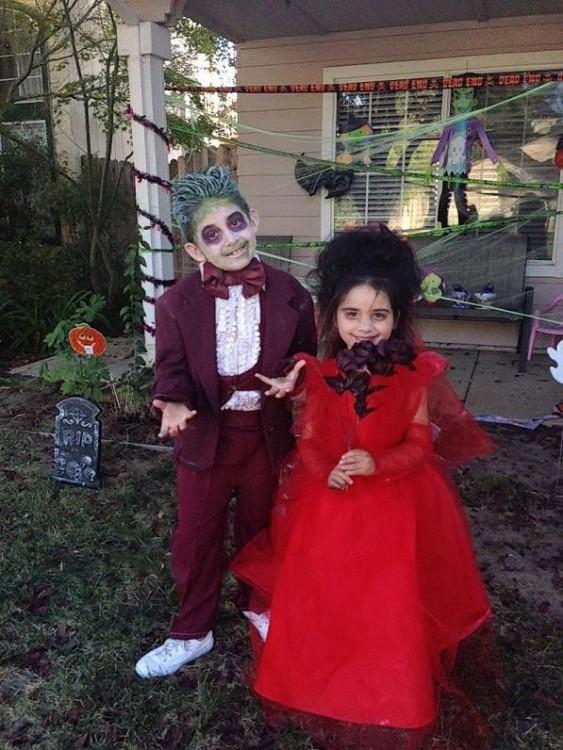 Beetlejuice y Lydia