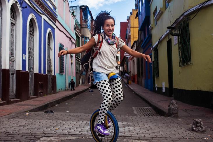 BELLEZA DE BOGOTÁ COLOMBIA