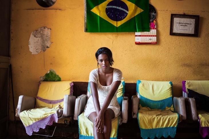 Belleza de Rio de janeiro brasil