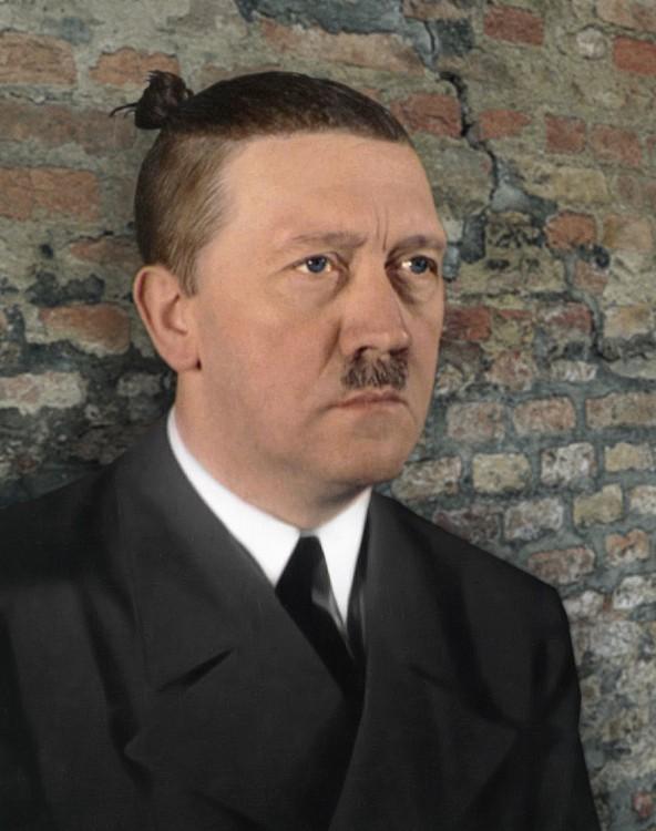 Si Adolfo Hitler fuera Hipster así luciría