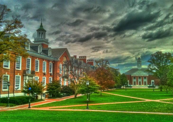 Universidad Johns Hopkins en Baltimore, Maryland