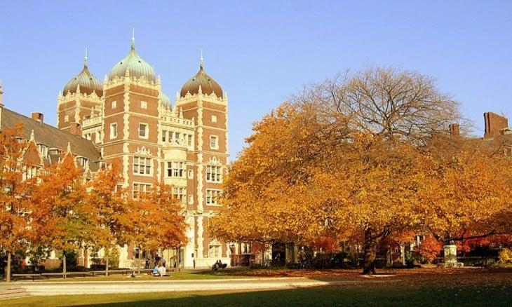 Universidad de Pennsylvania en Philadelphia, Pennsylvania