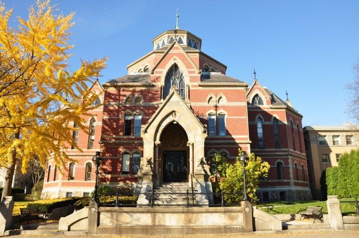 Universidad de Brown en Providence, Rhode Island