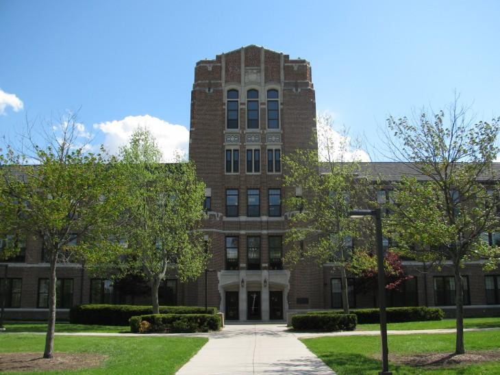 Universidad de Michigan en Ann Arbor, Michigan