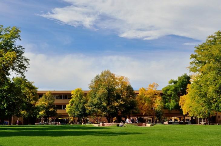 Colorado State University στο Φορτ Κόλινς, Κολοράντο