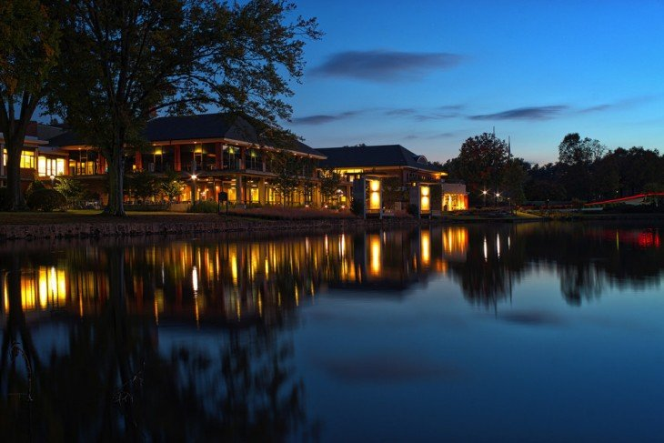 Πανεπιστήμιο Furman στο Greenville, Νότια Καρολίνα