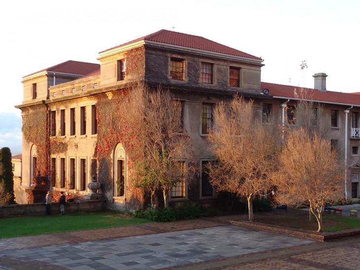 Universidad de Ciudad del Cabo en Ciudad del Cabo, Sudáfrica