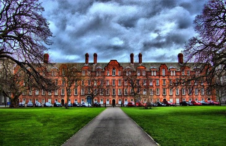 Trinity College του Δουβλίνου στην Ιρλανδία