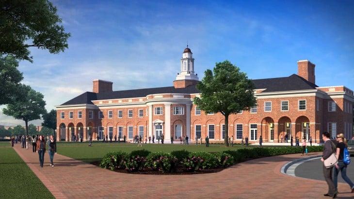 Universidad Elon, Carolina del Norte