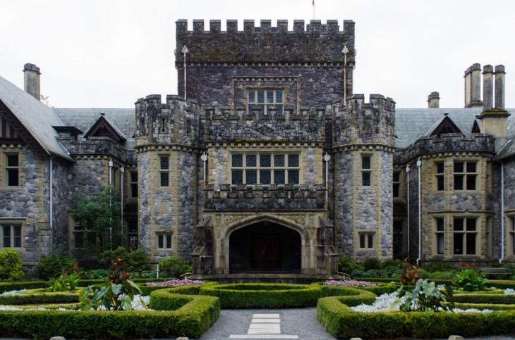 Universidad Royal Roads en Victoria, Columbia Británica