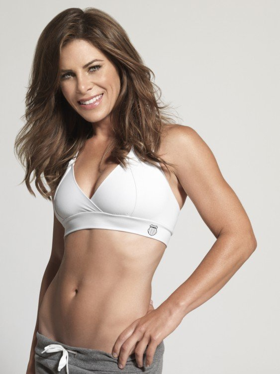 Physical trainer Jillian Michaels