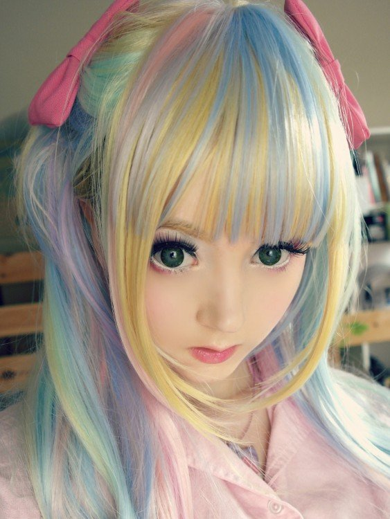 Isabelle Venus Palermo é uma garota que parece barbie