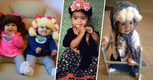 Ideas para disfrazar a tu bebe en este hallowen