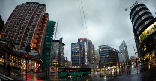 Oslo se propone disminur drásticamente el uso de autos