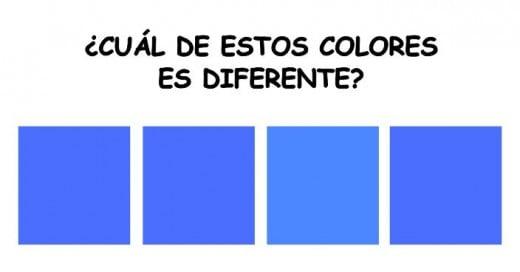Un tes fenomenal para saber que tan bien distingues los colores