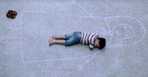 Chalk es un hermoso cortometraje