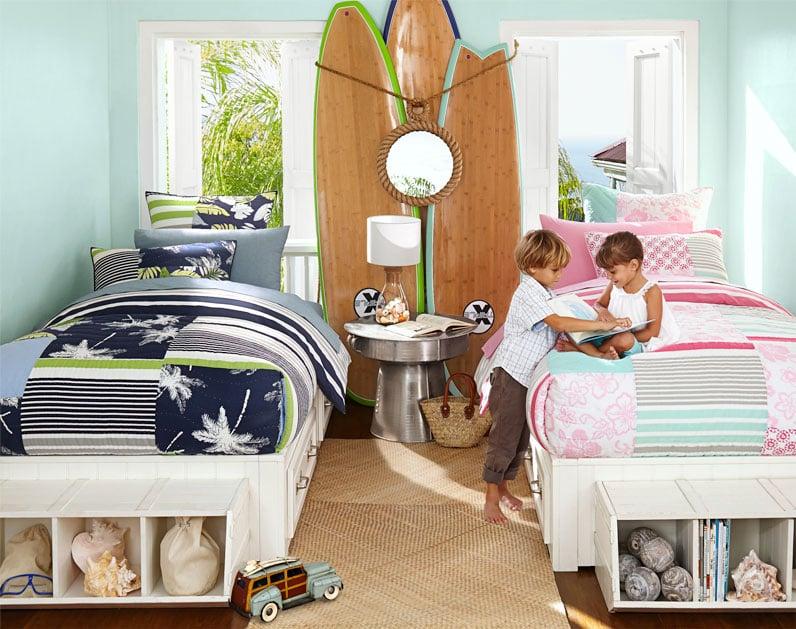 25 ideas para habitaciones compartidas por nios y nias