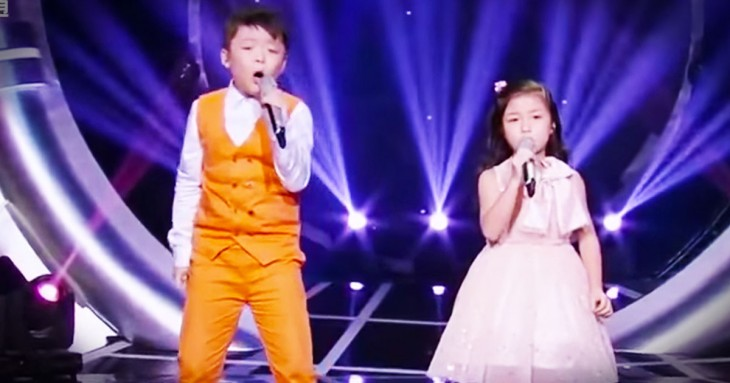 Jeffrey Li is only 10-years-old and Celine Tam only 7
