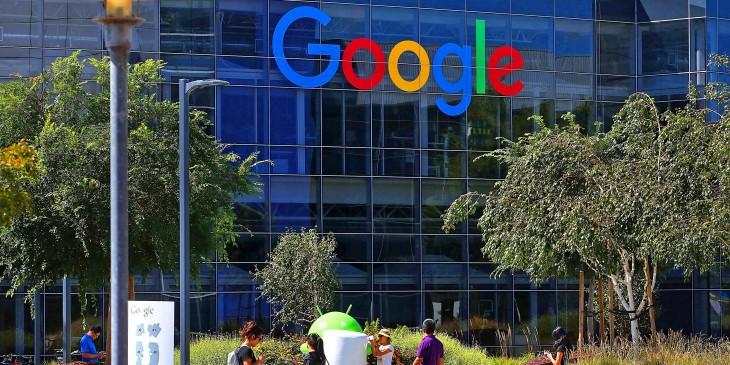 oficinas de google en las afueras