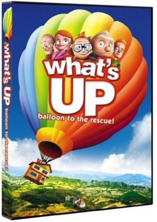 caja de una película con el nombre 'What´s Up'
