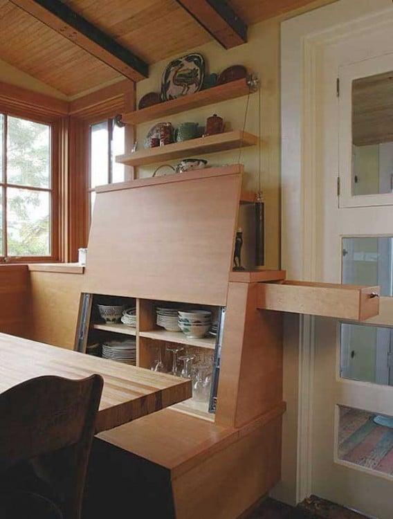 asiento para comedor de en la cocina
