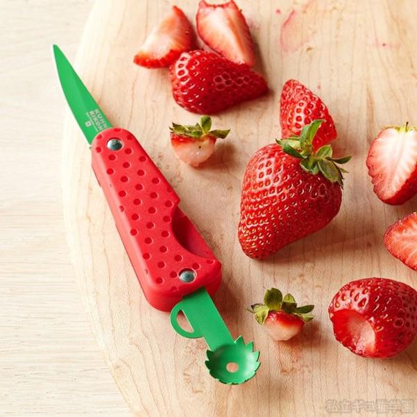 cuchillo ideal para fresas