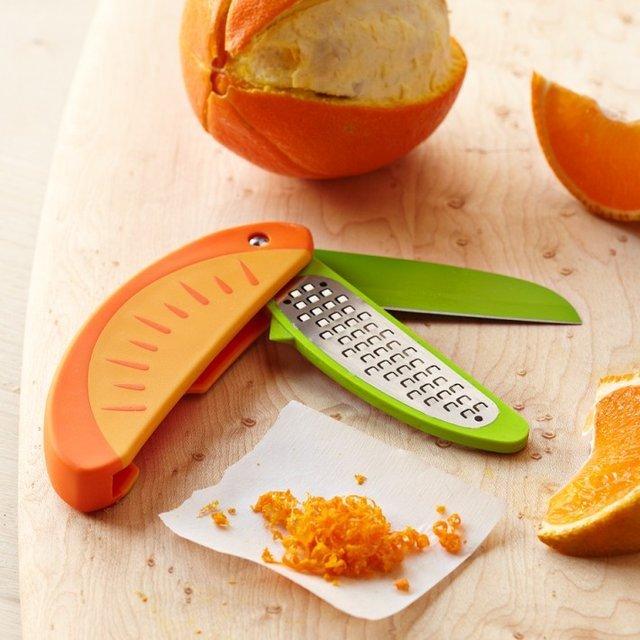 cuchillo ideal para cítricos