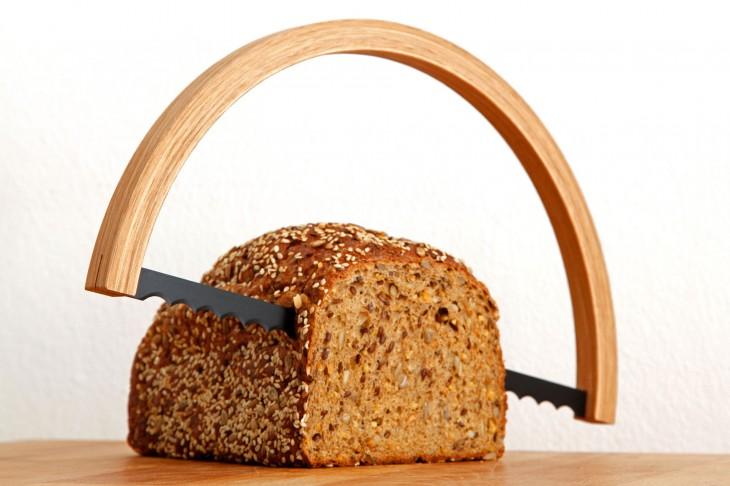 cuchillo ideal para partir pan