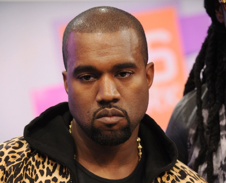 cara de Kanye West