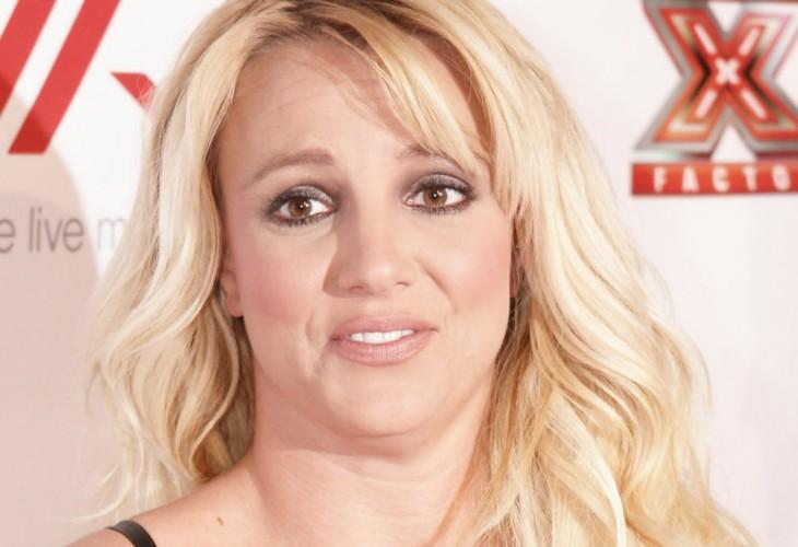 cara de Britney Spears