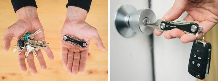 Key Smart, erl organizador para tus llaves
