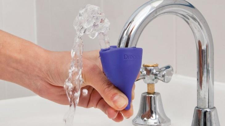 accesorio que convierte tu grifo en fuente de agua