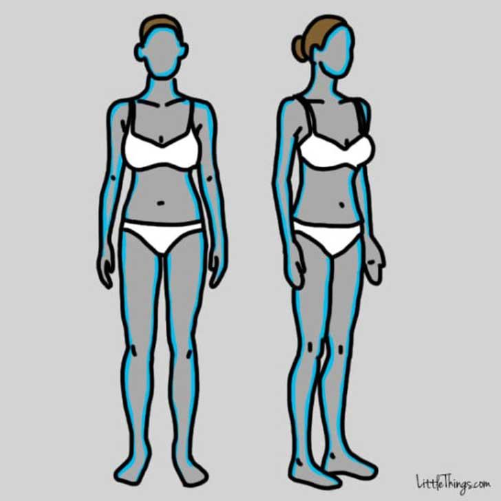 Pérdida de cabello y piel seca son dos síntomas de la falta de tiroides