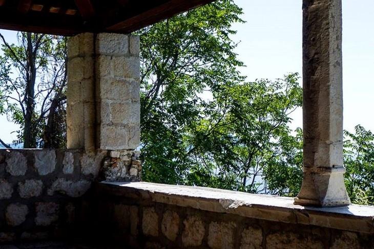 locación de la fortaleza roja de la serie Game Of Thrones en Croacia