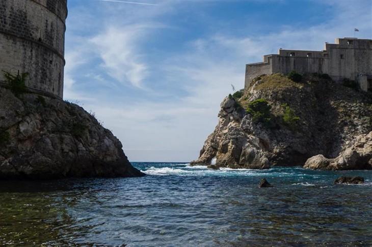 murallas de Dubrovnik Old Town
