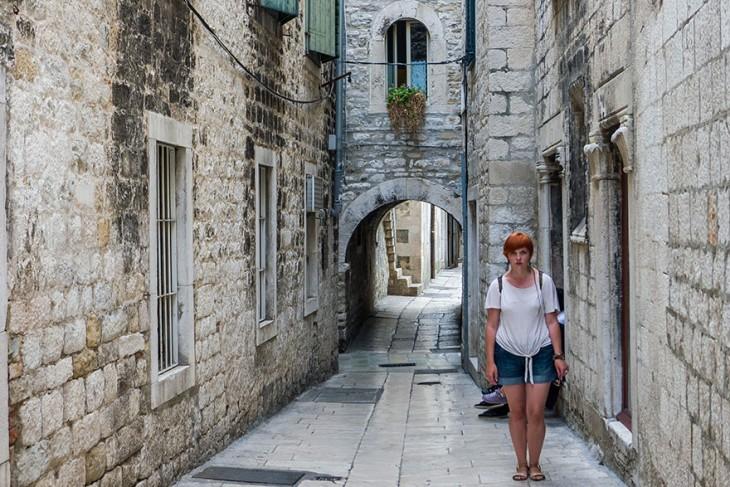 Papalićeva en Split, Croacia
