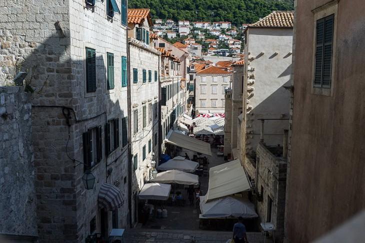 lugar en Dubrovnik, Croacia